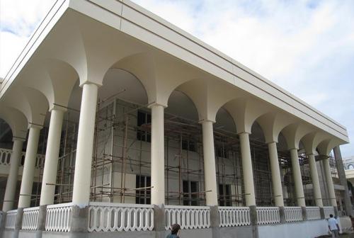 桑默亚法院GFRC构件项目