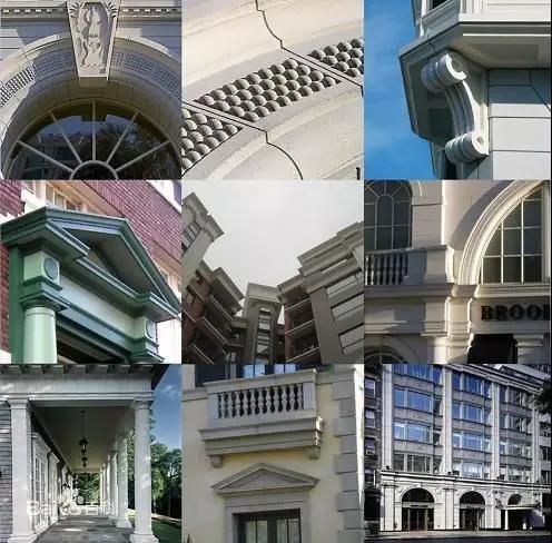 建筑师亲们,你的GRC产品和国外的到底有什么差别?